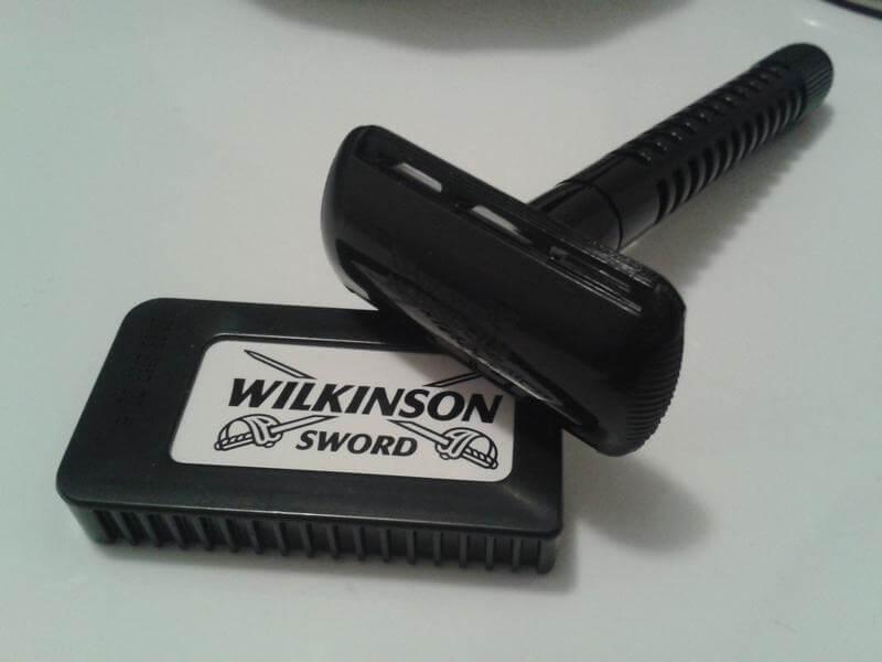 La rasatura del Wilkinson Classic