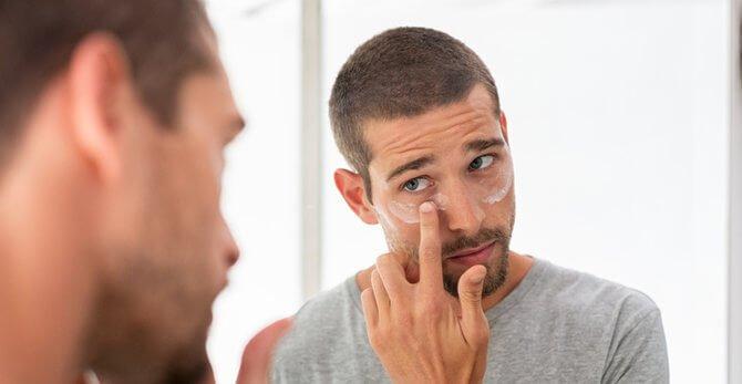 Crema viso uomo come applicarla