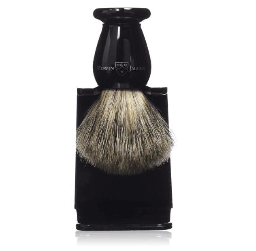 Pennello da barba Edwin Jagger puro tasso