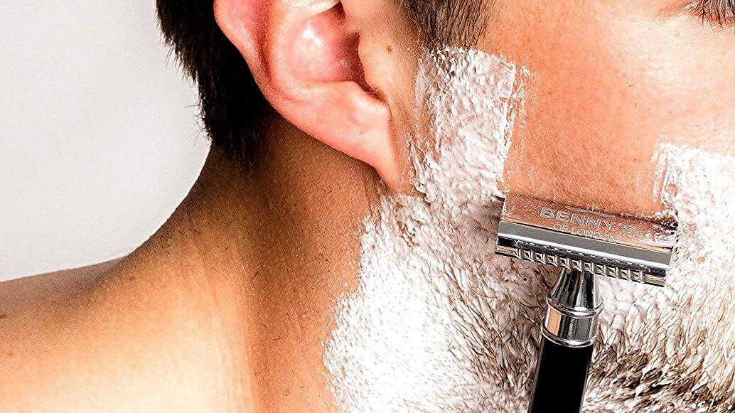 Rasoio di sicurezza rasatura
