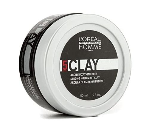 Cera per capelli L'Oréal Clay