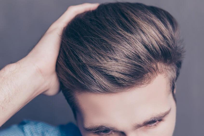 Cera per capelli da uomo- lati positivi e negativi
