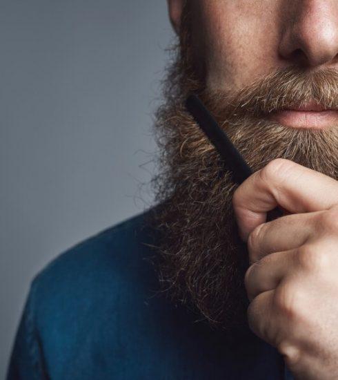 pettinare la barba