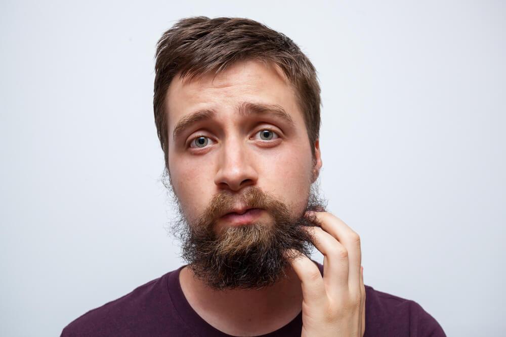 Prurito della barba quali sono le cause principali