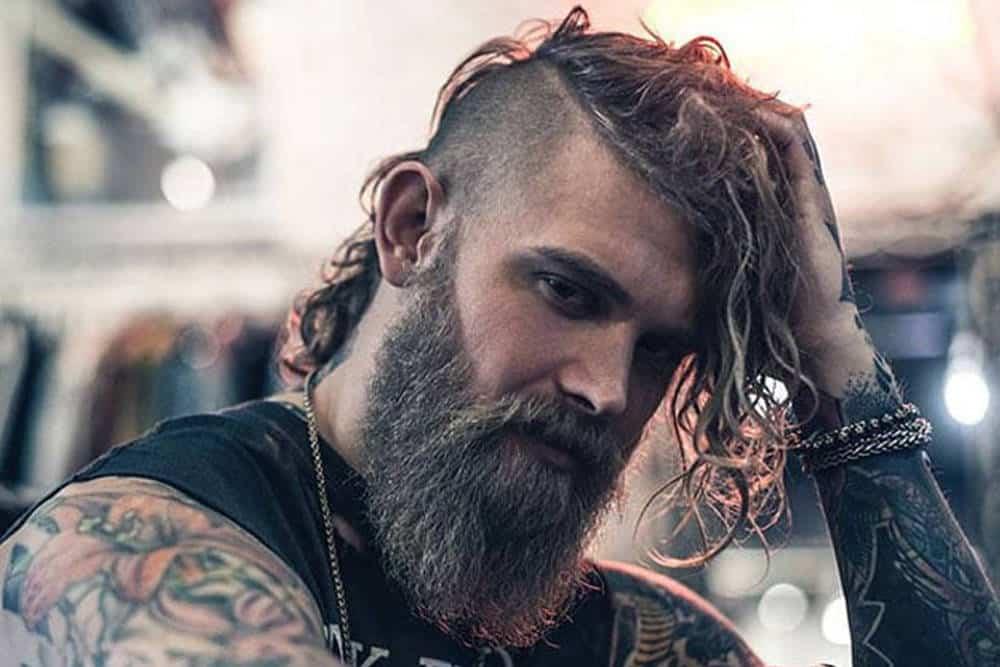 Barba in stile vichingo come ottenerla