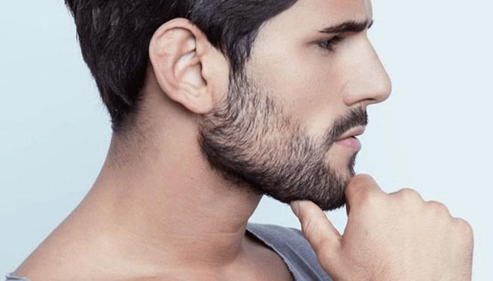 La barba non cresce