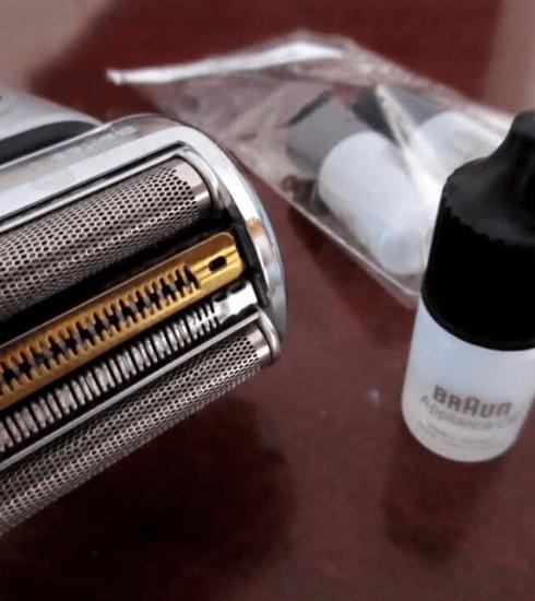 Come lubrificare il rasoio elettrico