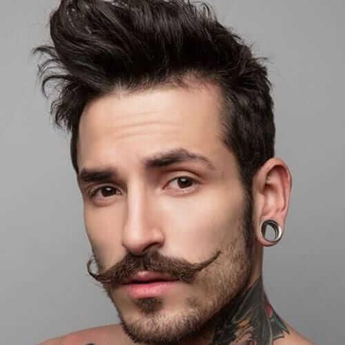 Farti crescere i baffi