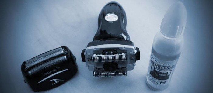 Rasoio elettrico i vantaggi della lubrificazione