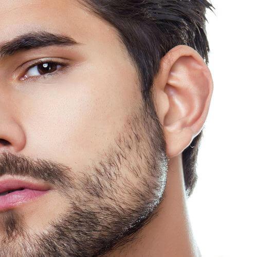 Rimedi naturaliper la barba che cresce poco