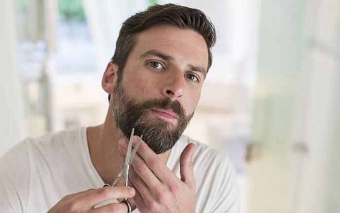 Tagliare la barba come iniziare