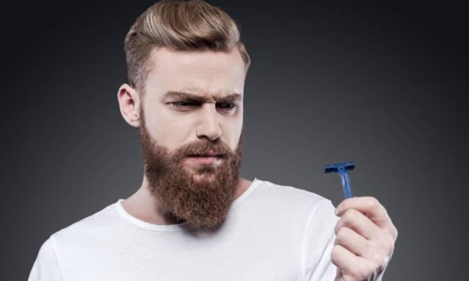 colloquio di lavoro presentarsi con la barba oppure no