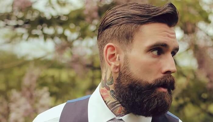 cosa dipende la crescita della barba