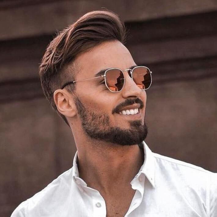 i tagli di barba più di moda