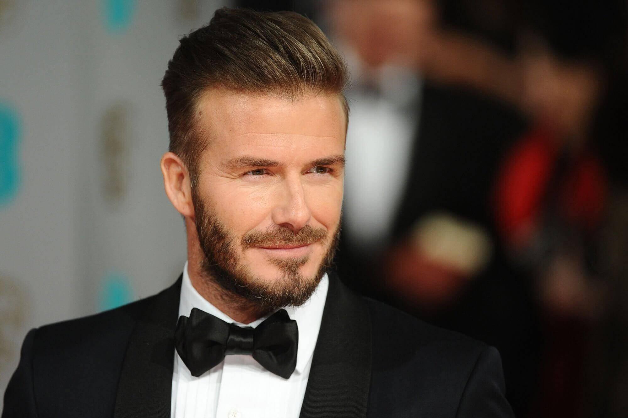 la barba perfetta per un viso ovale