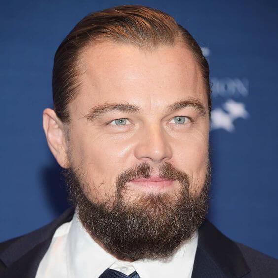 la barba perfetta per un viso rotondo