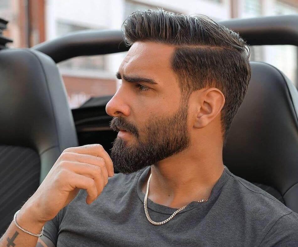 i tagli di barba più di moda nel 2021