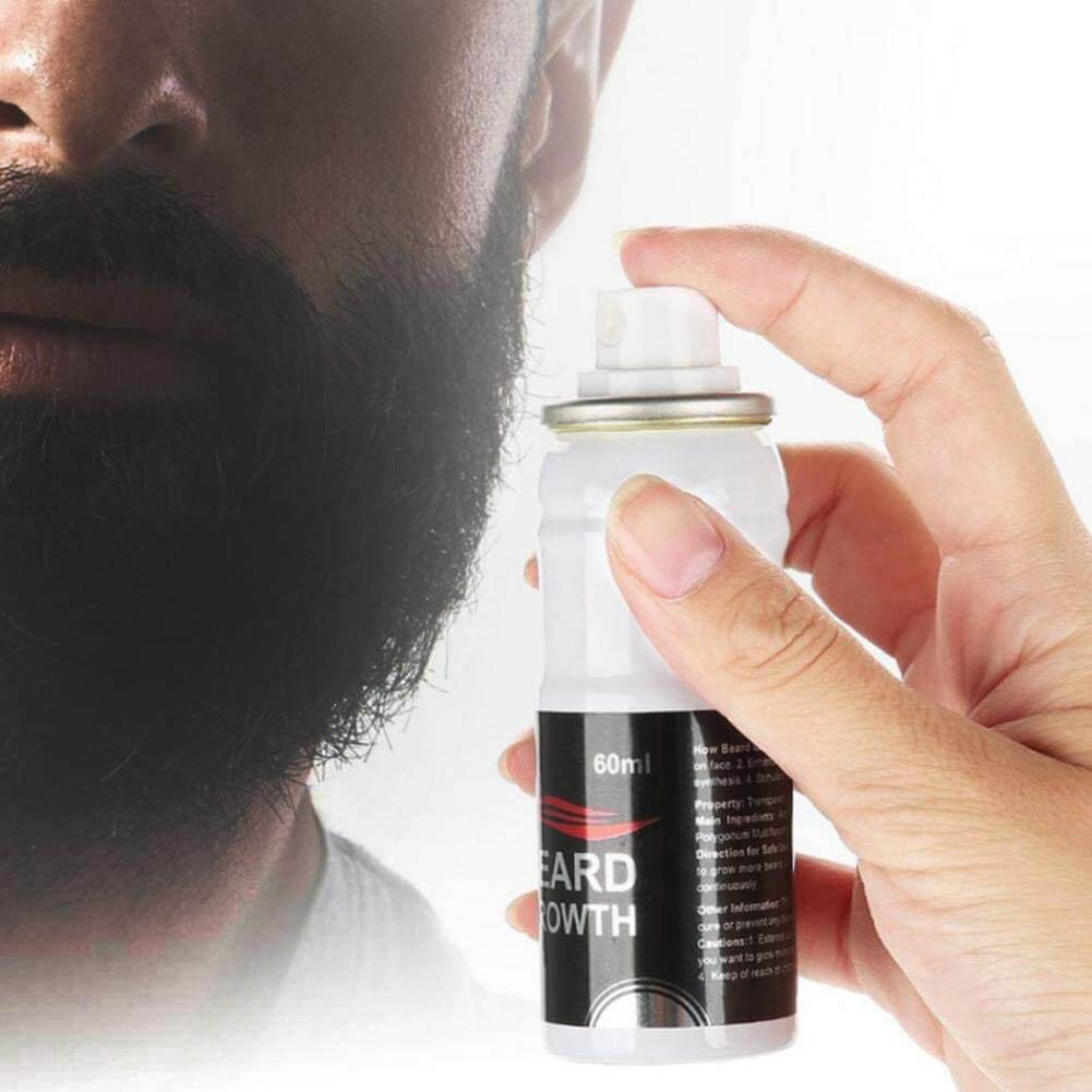 stimolatori crescita barba gli spray