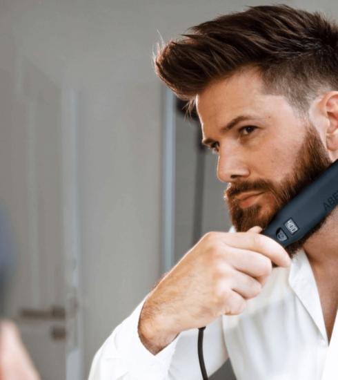 Spazzola Lisciante elettrica per Barba a cosa serve