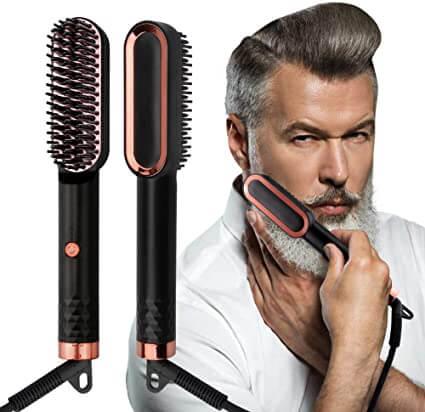 Spazzola da barba lisciante elettrica quale scegliere